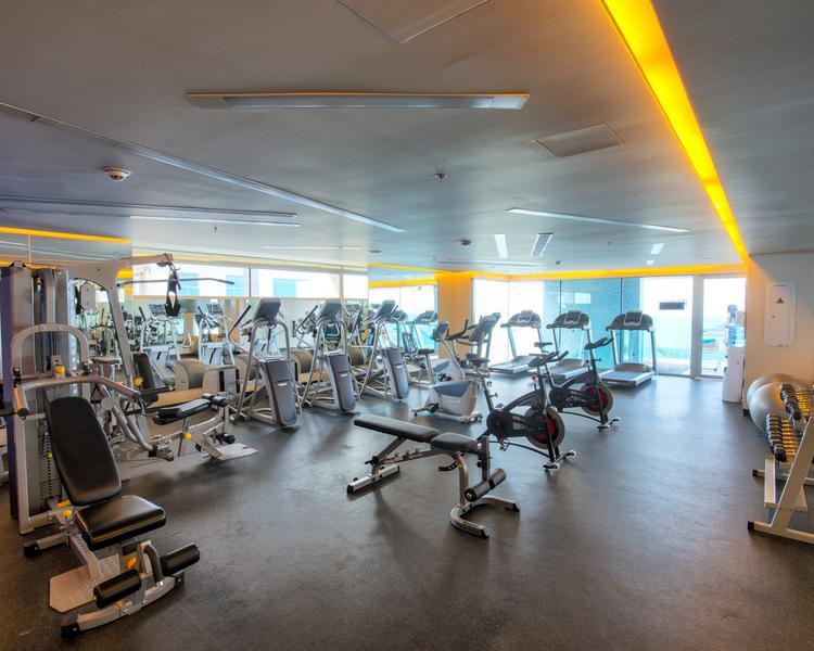 Gimnasio ESTELAR Cartagena de Indias Hotel & Centro de Convenciones Cartagena de Indias
