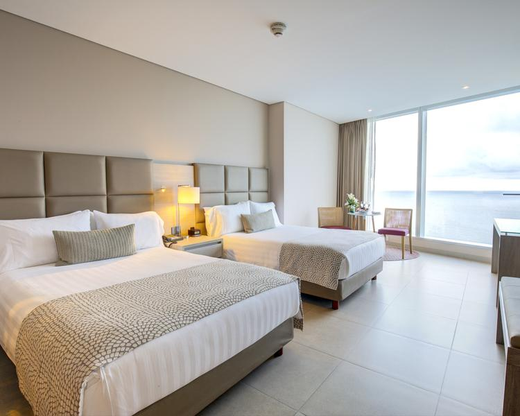 Habitación Twin ESTELAR Cartagena de Indias Hotel & Centro de Convenciones Cartagena de Indias