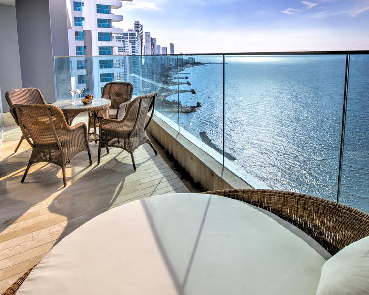 Vista ESTELAR Cartagena de Indias Hotel & Centro de Convenciones Cartagena de Indias