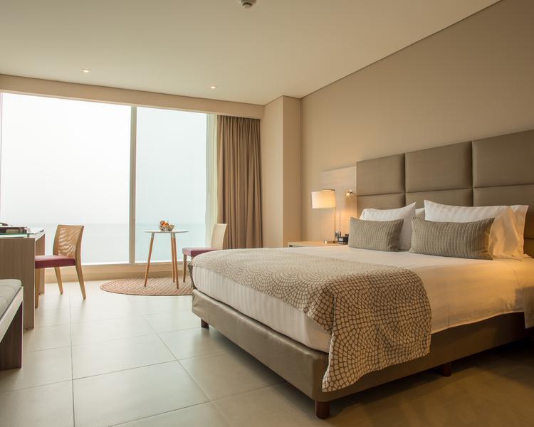 Habitación Superior ESTELAR Cartagena de Indias Hotel & Centro de Convenciones Cartagena de Indias