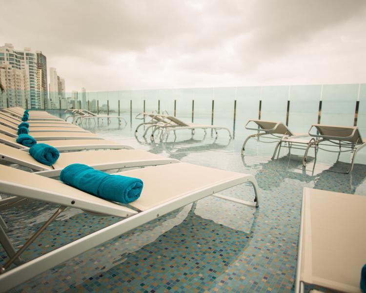 Piscina ESTELAR Cartagena de Indias Hotel & Centro de Convenciones Cartagena de Indias
