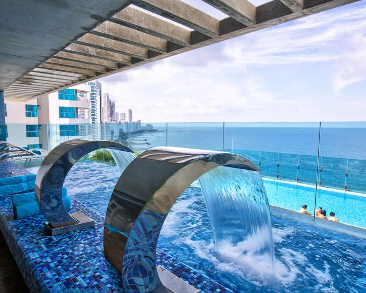 Jacuzzi ESTELAR Cartagena de Indias Hotel & Centro de Convenciones Cartagena de Indias